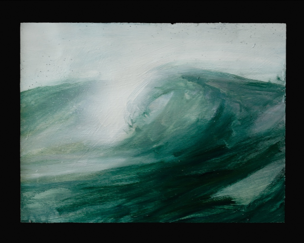 Untitled Wave Series